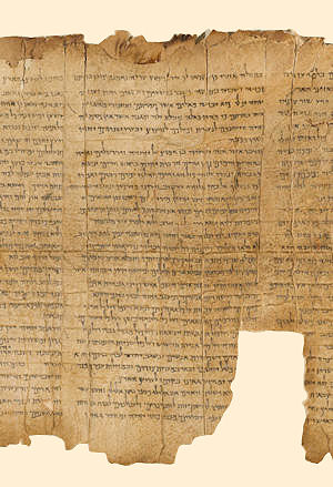 The Great Isaiah Scroll from Qumran