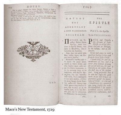 Mace New Testament