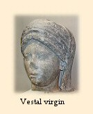 A Vestal Virgin
